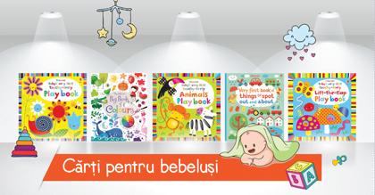 Carti pentru bebeusi