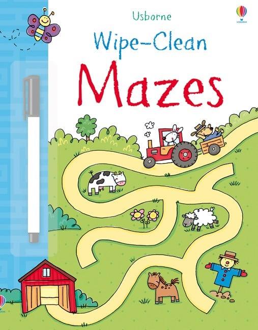 wipe-clean-mazes