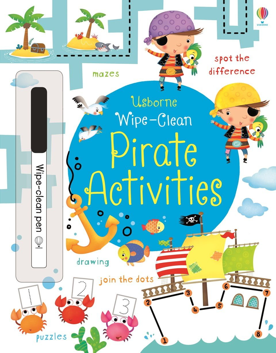 wipe-clean-pirate-activities