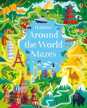 around-the-world-mazes
