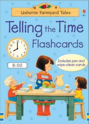 telling-the-time-flashcards