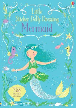 little-sticker-dolly-dressing-mermaid