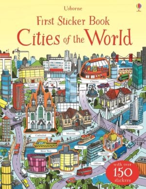 first-sticker-book-cities-of-the-world