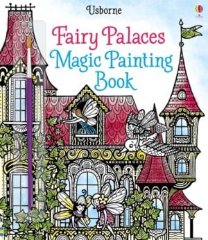 fairy-palaces-magic painting-book