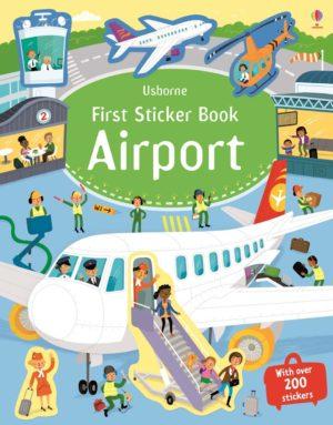 first-sticker-book-airport