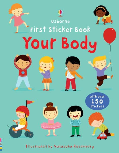 first-sticker-book-your-body