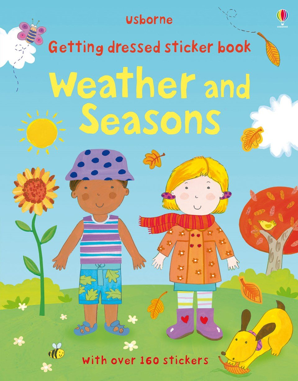 getting-dressed-sticker-book-weather-and-seasons