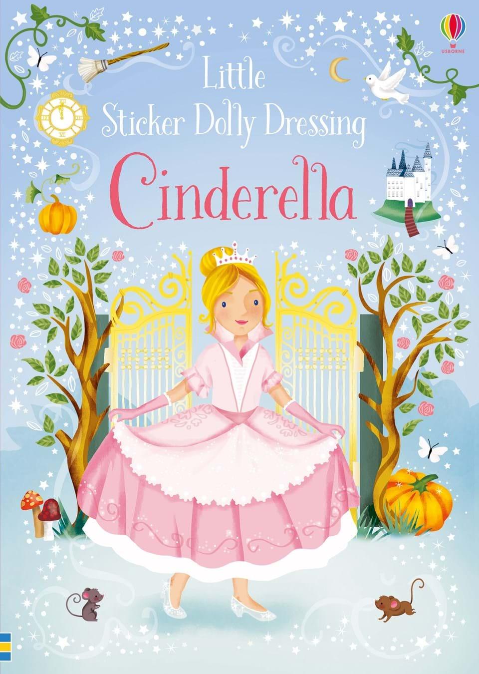 little-sticker-dolly-dressing-cinderella