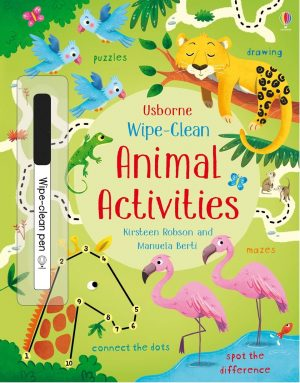 wipe-clean-animal-activities