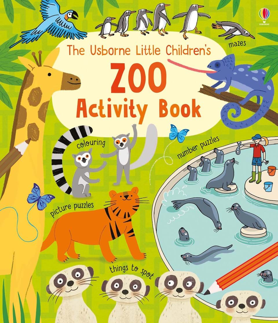 little-childrens-zoo-activity-book