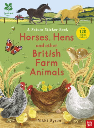 national-trust-horses-hens-and-other-british-farm-animals