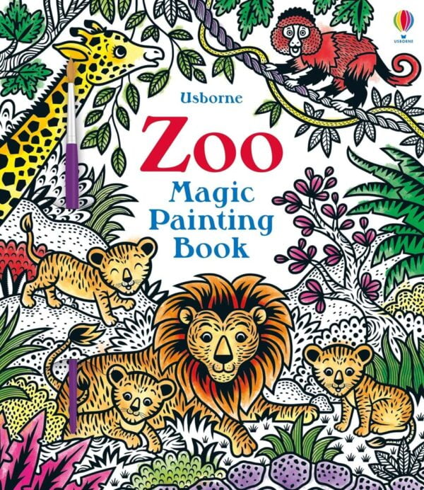 zoo-magic-painting
