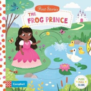 first-stories-the-frog-prince