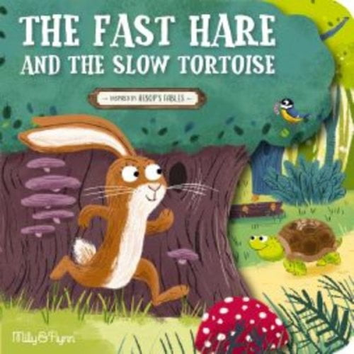 the-fast-hare-and-the-slow-tortoise