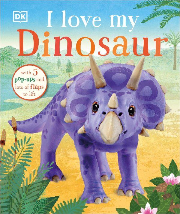 i-love-my-dinosaur
